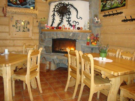 Zakopianski Dwor: restaurante