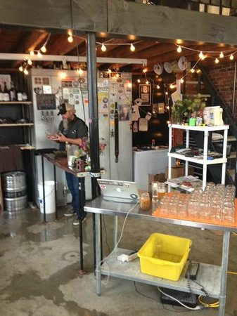 The Maine Brew Bus: Bunker Brewing