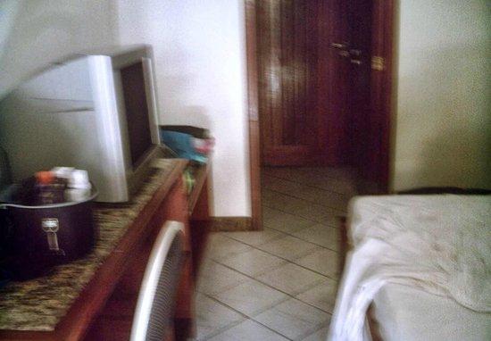 Quinta do Sol Praia Hotel: Quarto dos fundos