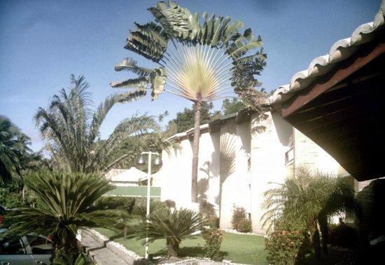Quinta do Sol Praia Hotel: Aéra externa