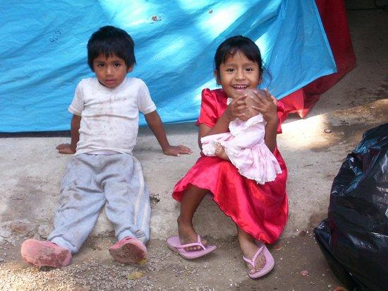 Decameron Los Cocos: They have a market in Guayabitos on Monday