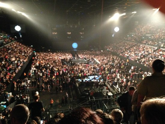 Spark Arena : Beyonce Mrs Carter Show Vector Arena Auckland
