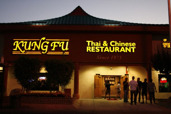 Kung Fu Thai & Chinese Restaurant: Best Chinese Restaurant In Las Vegas