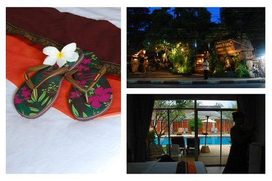 Phuket Sea Resort: Bottom right image is from the room