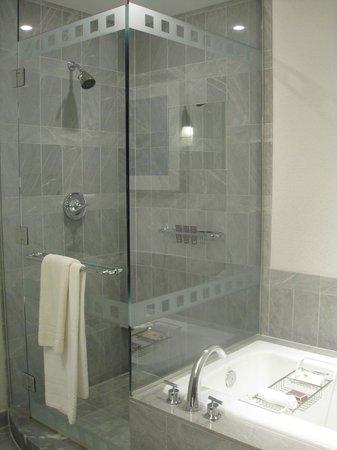 The Ritz-Carlton, Charlotte: Shower