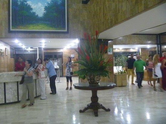 Hotel Cartagena Plaza : lobby