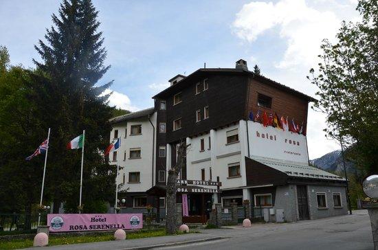 Hotel Rosa Serenella : esterno