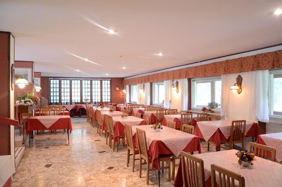 Hotel Rosa Serenella : ristorante