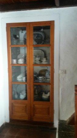 Caserio de Mozaga: Salón