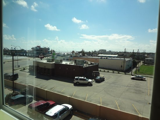 Four Points By Sheraton Galveston: View from window
