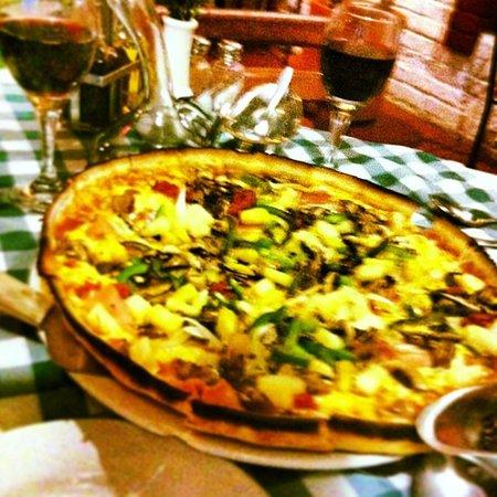 La Pizza Nostra: nostra special