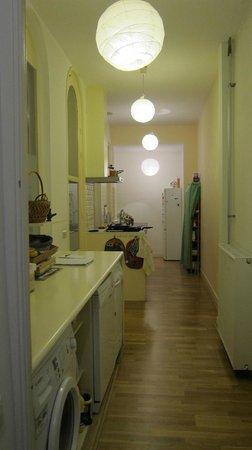 Tatiana Bed and Breakfast: hall way