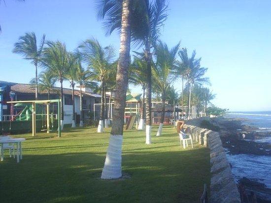 Hotel Costa Cabralia : Area do Hotel