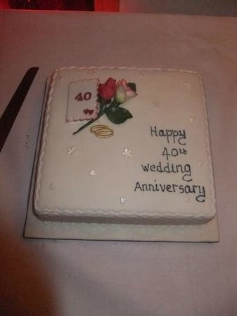 Lansdowne Hotel: celebrating forty years of a great marriage.