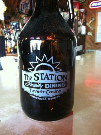 Sunshine Station: Get your Growler we sell them and we have 6 Montana craft beers on tap
