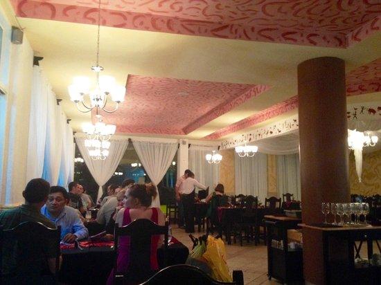 Fogo do Brasil: restaurant