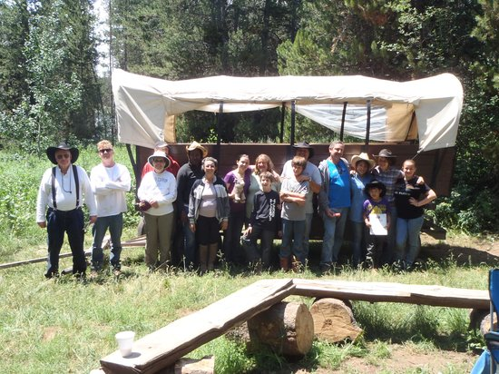 Teton Wagon Train & Horse Adventure: guests