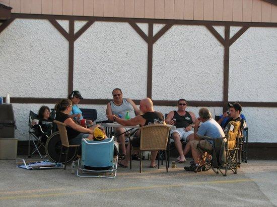 Henniker Motel: NASCAR Weekends