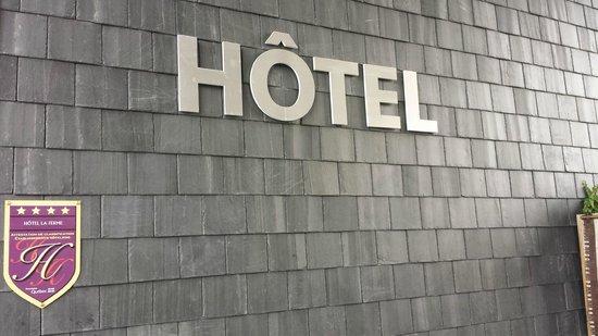 Hotel & Spa Le Germain Charlevoix : Hotel La Ferme