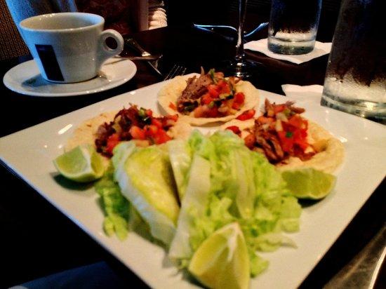 Glen Prairie: Duck tacos