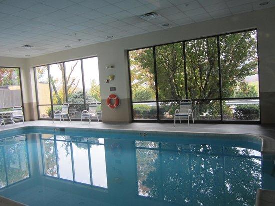 Hampton Inn Bedford: pool