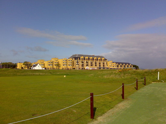 Old Course Hotel, Golf Resort & Spa: Tradition pur