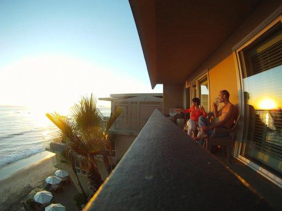 Surf & Sand Resort : Wine with Mom