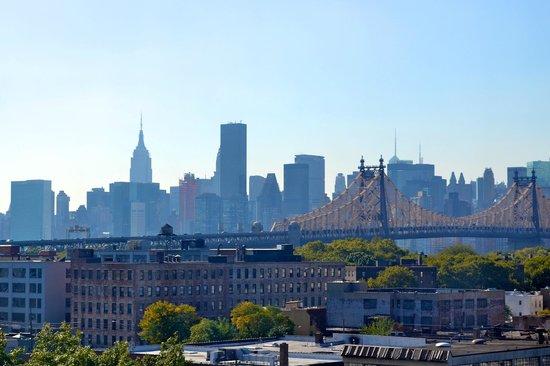 Ramada Long Island City : vue fenêtre