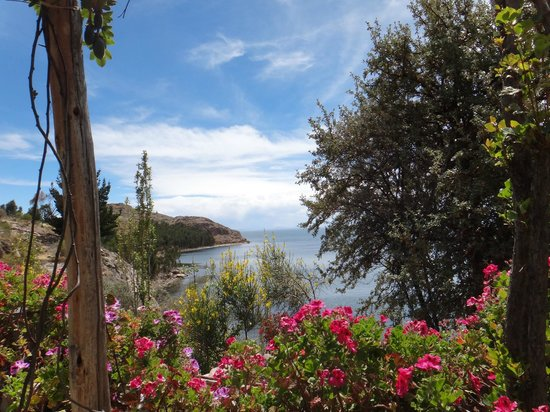Isla Suasi Hotel : Vista desde el hotel