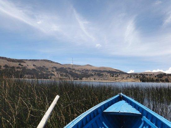 Vista de la isla Suasi