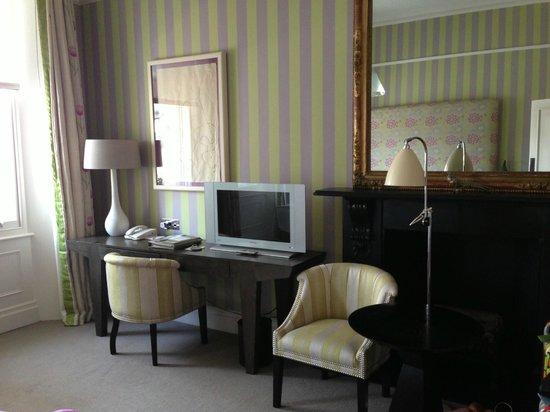 The Pelham Hotel: Room #2 - Deluxe room - main floor