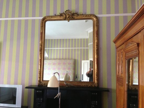 The Pelham Hotel: Room #2 main area