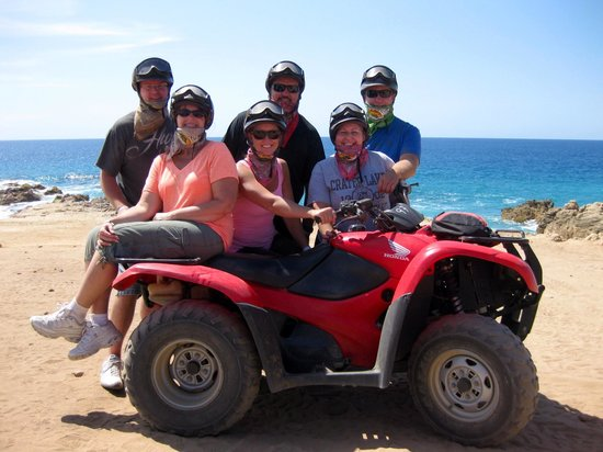 Cactus ATV Tours: Fun with Friends