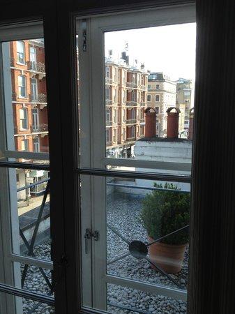 The Pelham Hotel: room #206 - Juliette Balcony