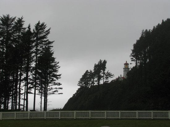 Heceta Head Lighthouse Bed and Breakfast: Heceta Head Light House
