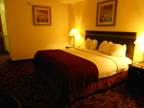 Quality Inn & Suites Limon : bed