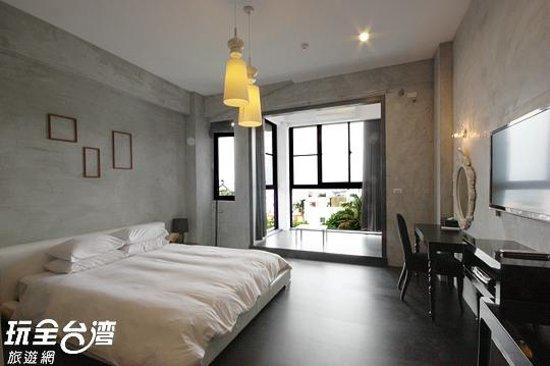 Dufa Luxury Manor Kenting : 海景房
