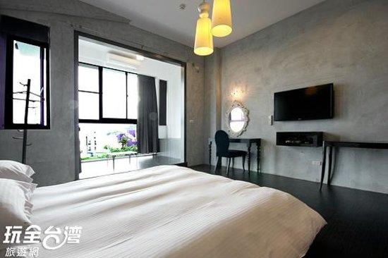 Dufa Luxury Manor Kenting : 黑色狂想