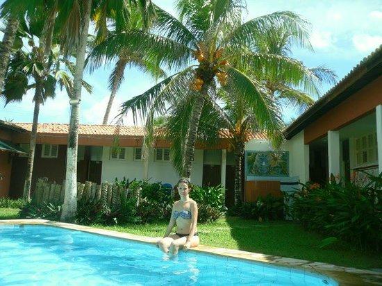 Hotel Ilha do Amor: área de lazer
