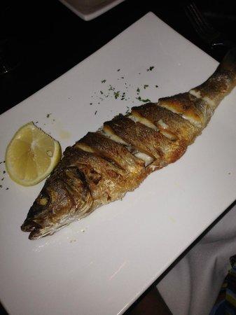 Branzino a mediterranean sea bass type of fish for What is branzino fish