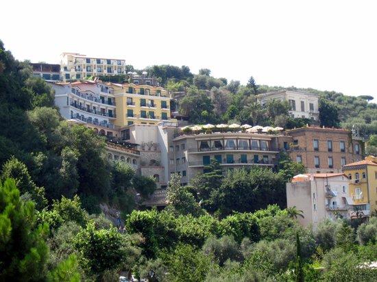Grand Hotel Capodimonte Sorrent