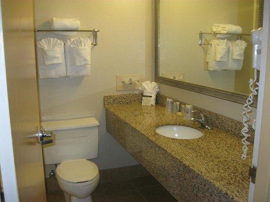 Best Western New Smyrna Beach Hotel & Suites: Bathroom