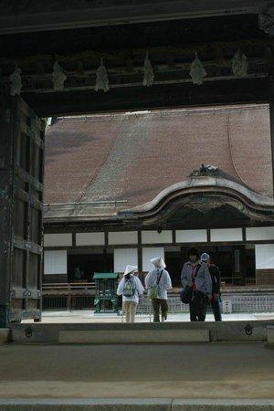Mount Koyasan : 金剛峯寺