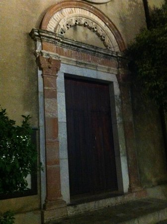 Chiesa di San Nicolo di Bari : the San Nicolo church
