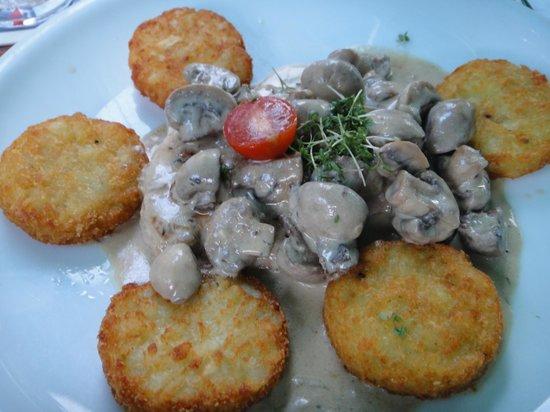 Weindorf Koblenz: Nossos pratos