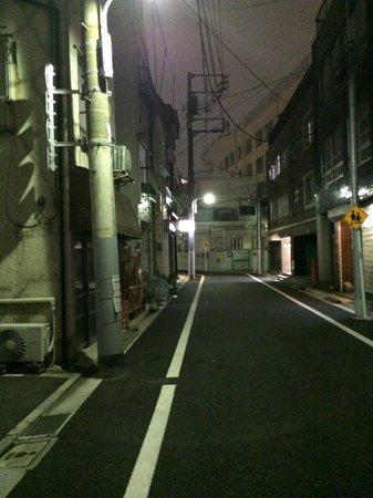 The Edo Sakura : street view