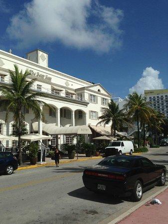 The Betsy - South Beach : Fachada