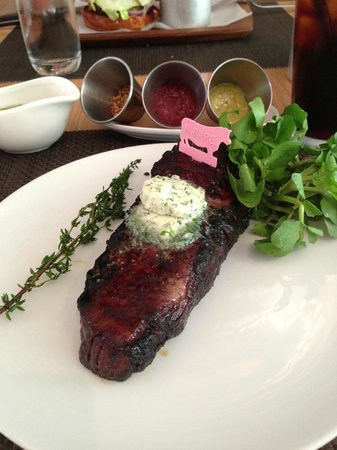 The Betsy - South Beach : Filet Show