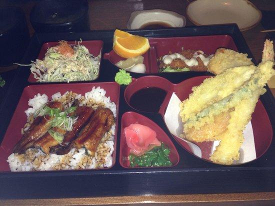 Kushi Japanese Restaurant: Umagi dinner, yum yum!