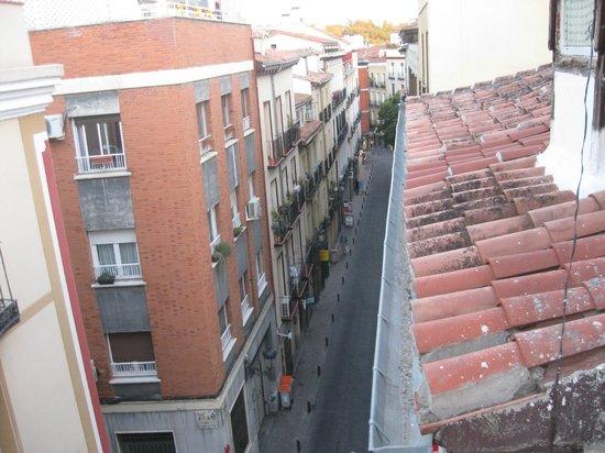 Madrid SmartRentals Atocha : View from balcony